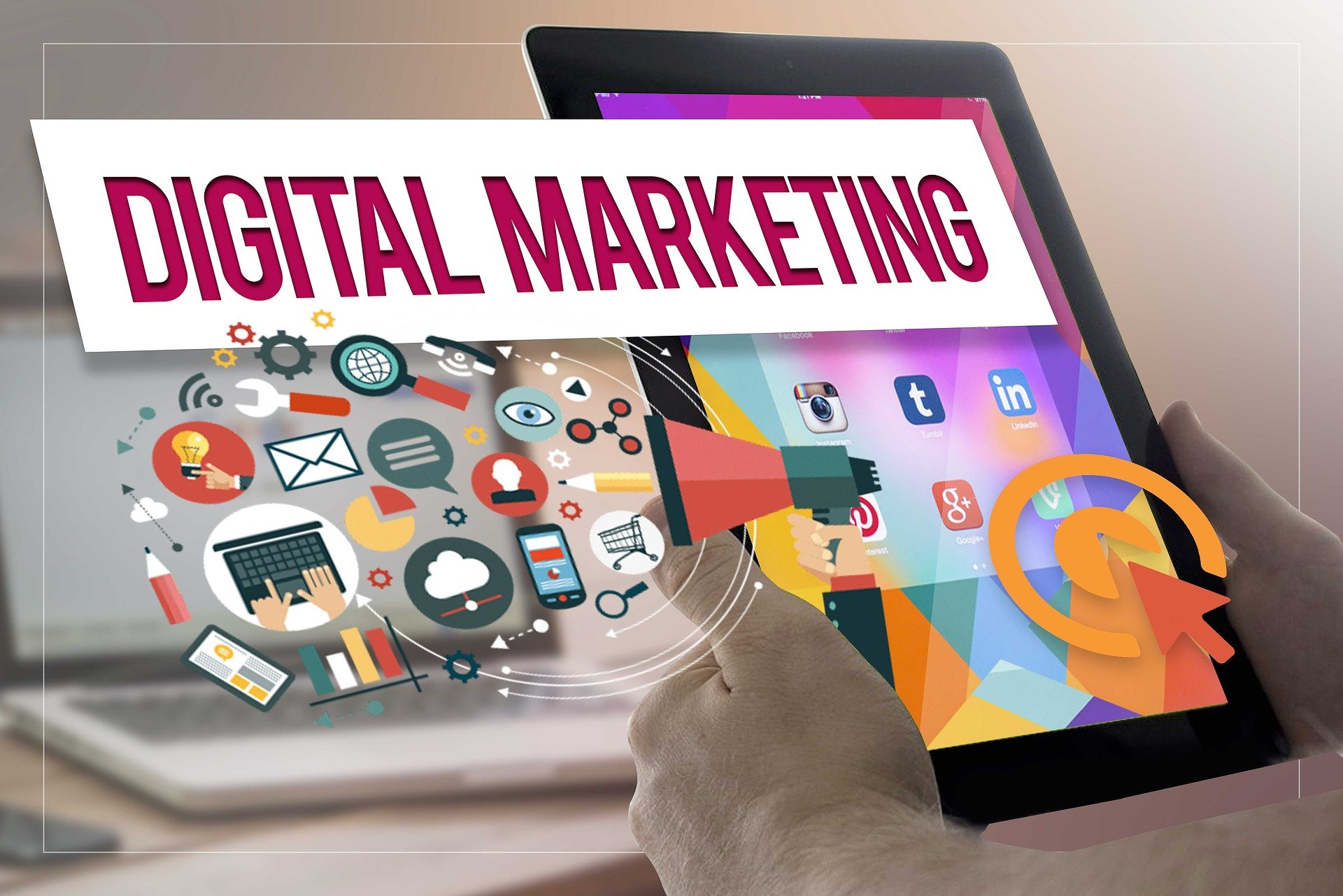 دیجیتال مارکتینگ در رشت