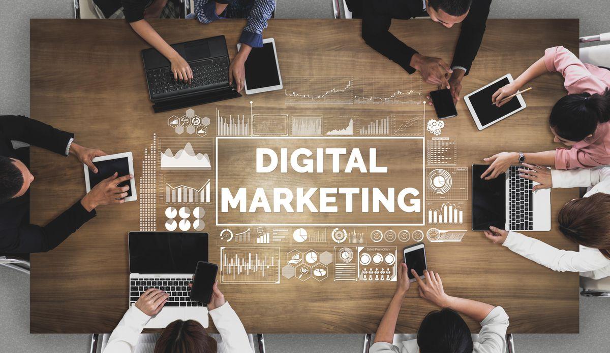 دیجیتال مارکتینگ رشت