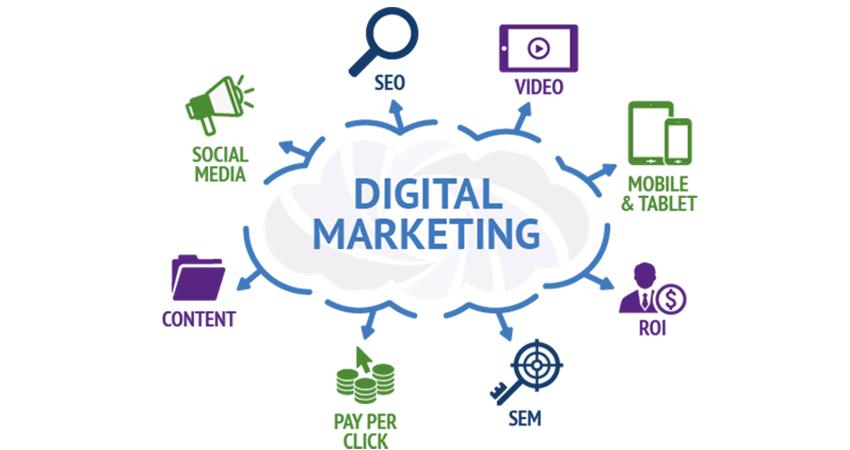 دیجیتال مارکتینگ در گیلان